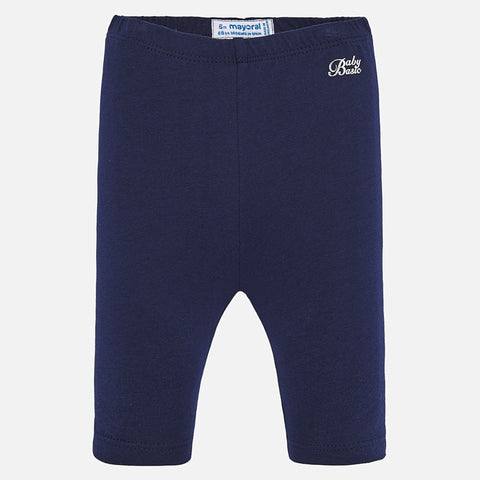 706 Baby Leggings - Navy