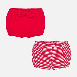 1261 - Infant Girl Shorts - 2 Options