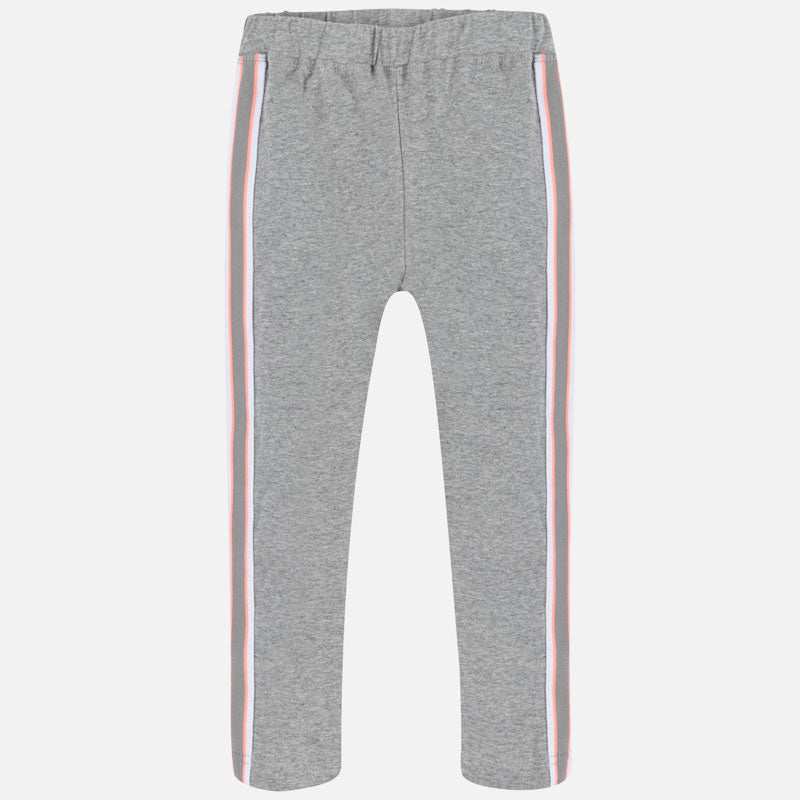 6715 Tween Athletic Leggings - Gray
