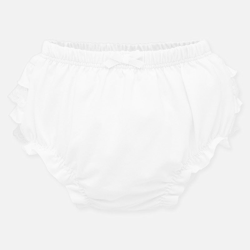 9226 Diaper Cover - White