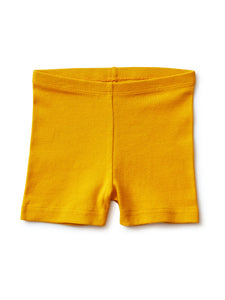 Cartwheel Shorts - Golden Yellow