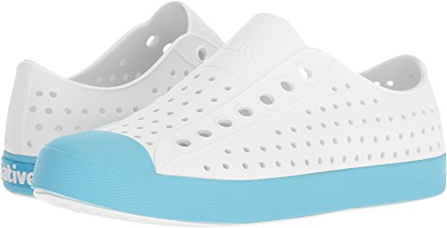 Jefferson Shell White/Surfer Blue