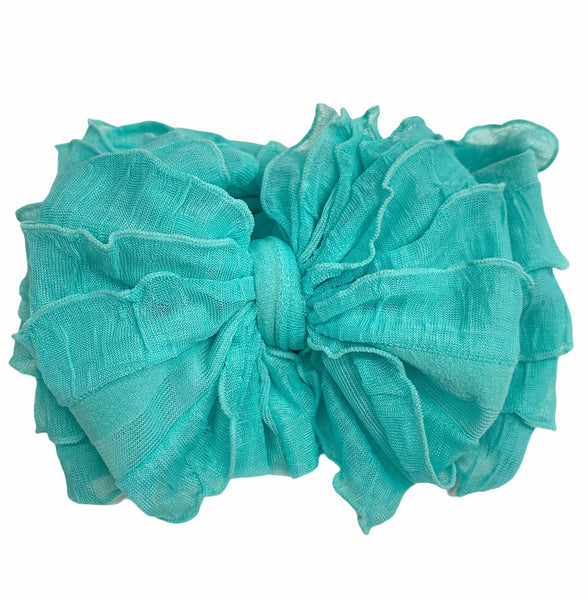 Headband Bow (Multiple colors available)