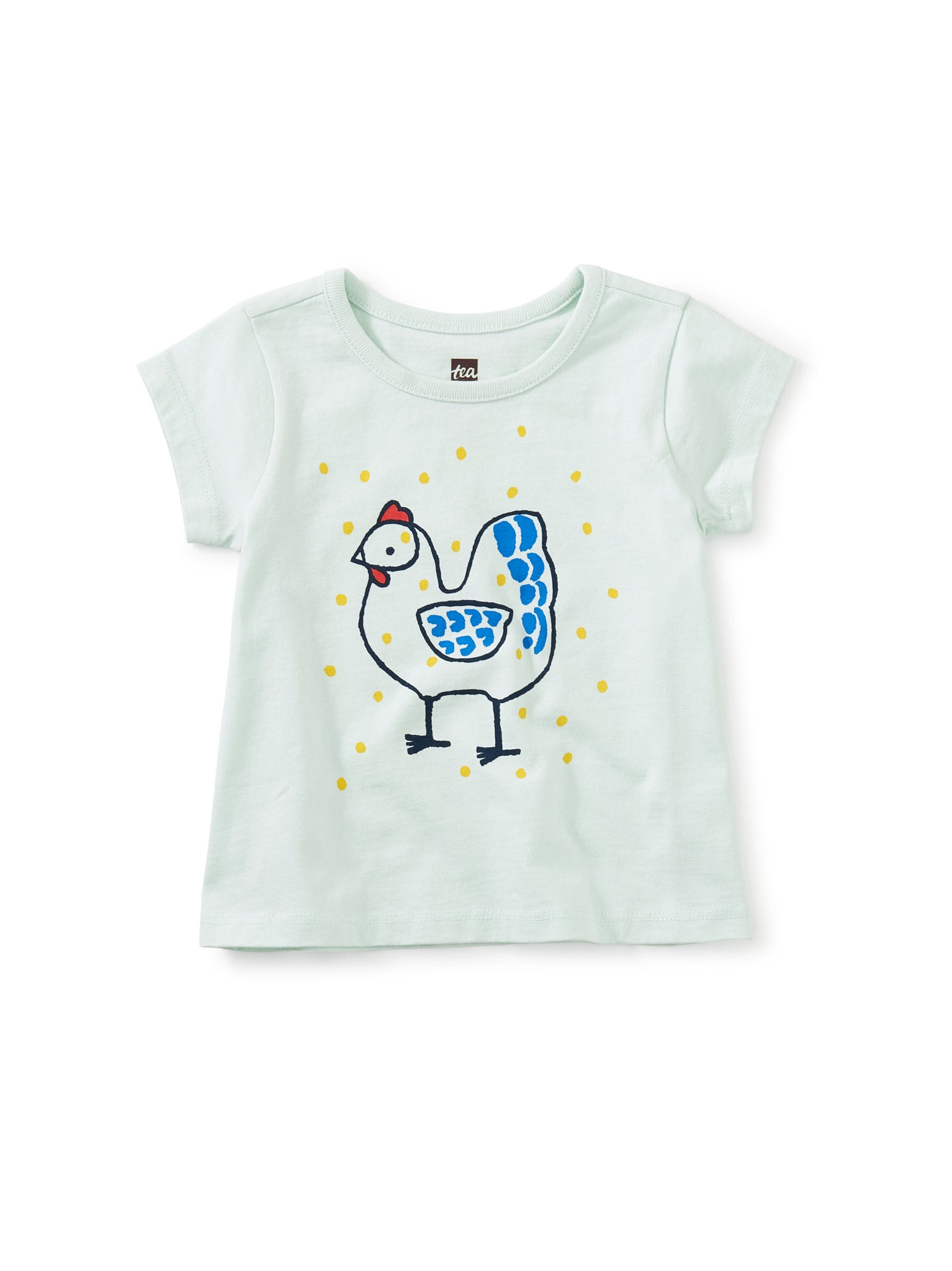 Chicken Little Graphic Tee - Garden Party