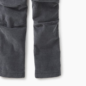 Easy Corduroy Pants - Sharkfin