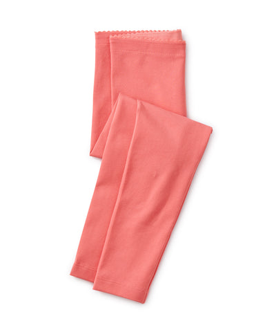 Girl's Solid Leggings - 6 Colors