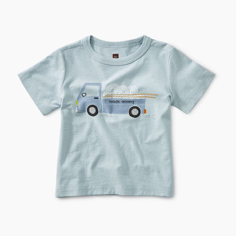 Baby Graphic Tee - Sky Noodle Truck