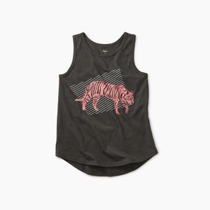 Graphic Tank - Iron Tiger Stripes