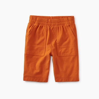 Playwear Shorts - Papaya