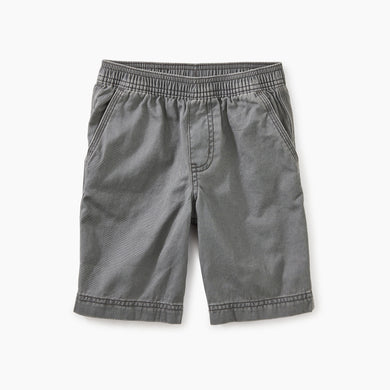 Easy Does It Twill Shorts - Thunder
