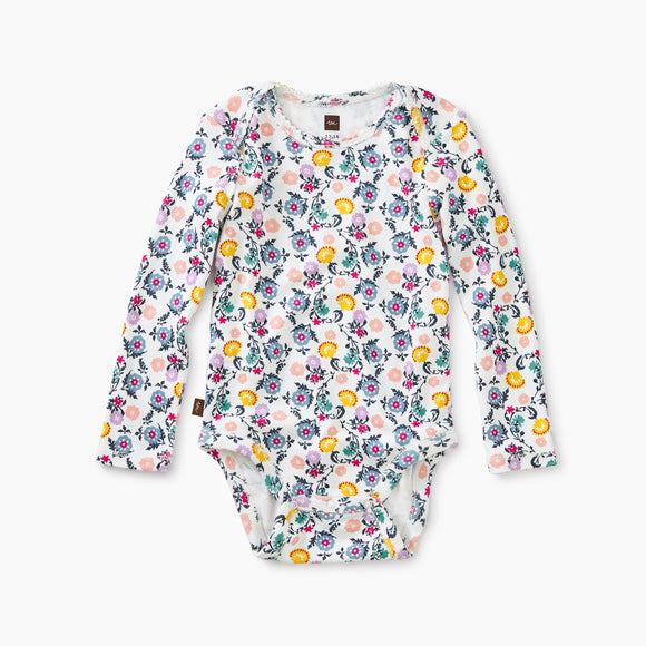 Infant Onesie - Lyrical Floral