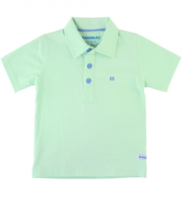 Sage Green Polo Shirt