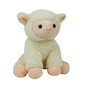 Lamb Plush - Cream