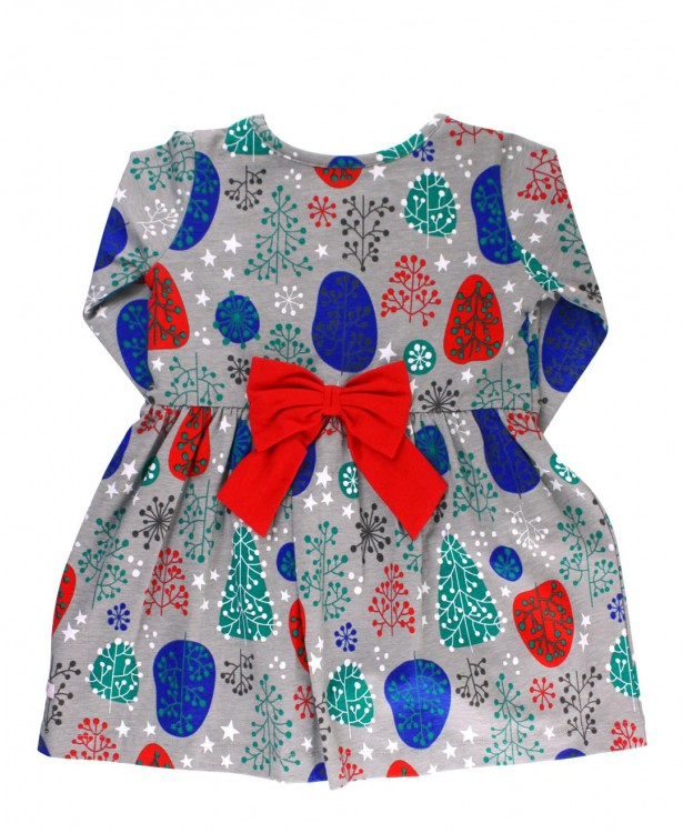 Girls Winter Wonderland Dress