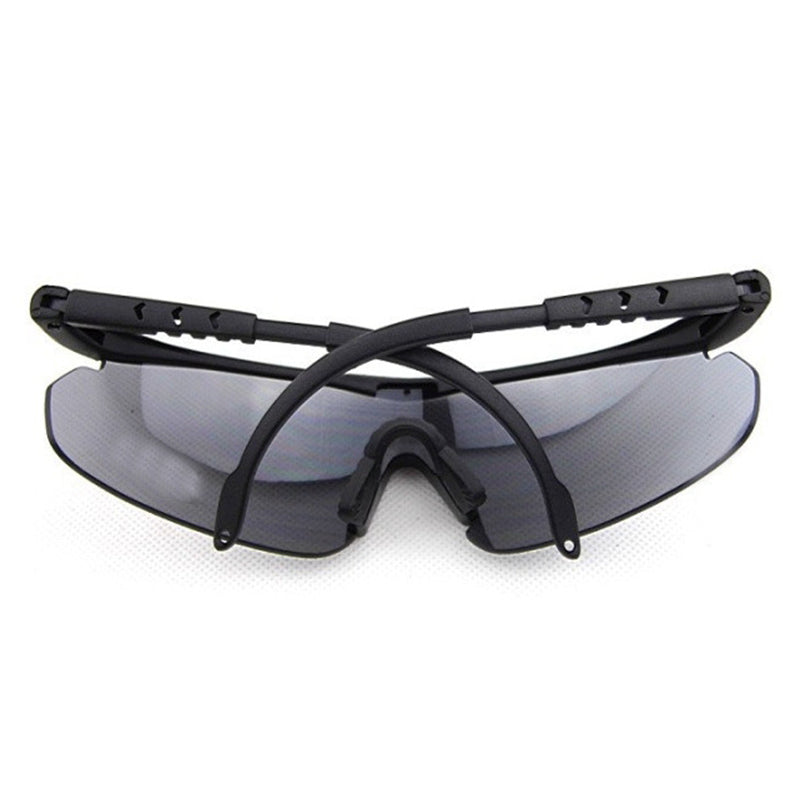 c56f2a2bdfd Sport Airsoft Tactical Goggles C2 Military UV400 Protection Shooting  Glasses Sunglasses New Outdoor Camping
