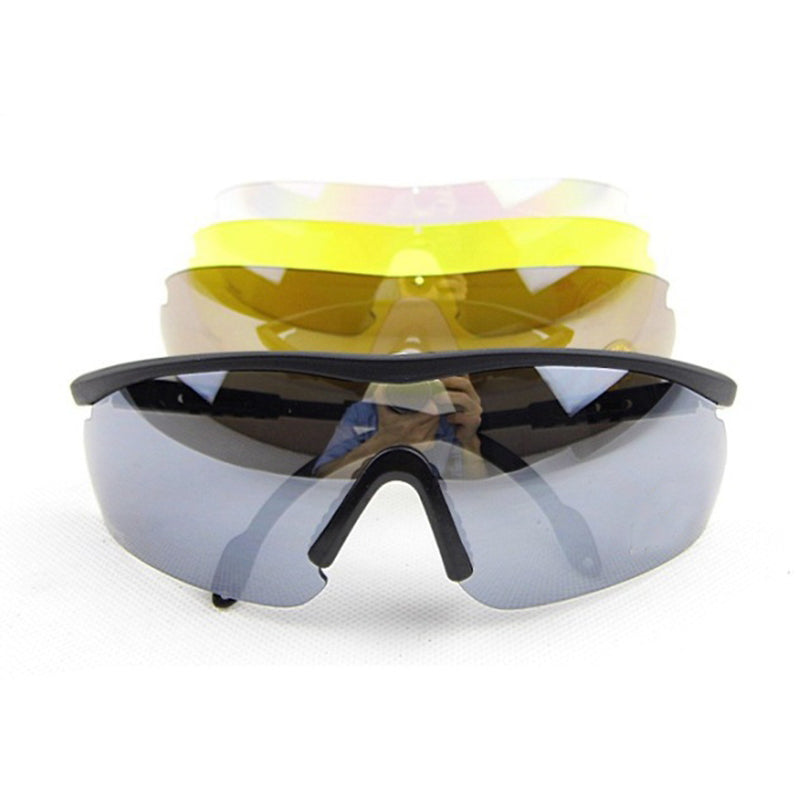 22be53ee4af Sport Airsoft Tactical Goggles C2 Military UV400 Protection Shooting  Glasses Sunglasses New Outdoor Camping. Availability  Many in stock.  Previous