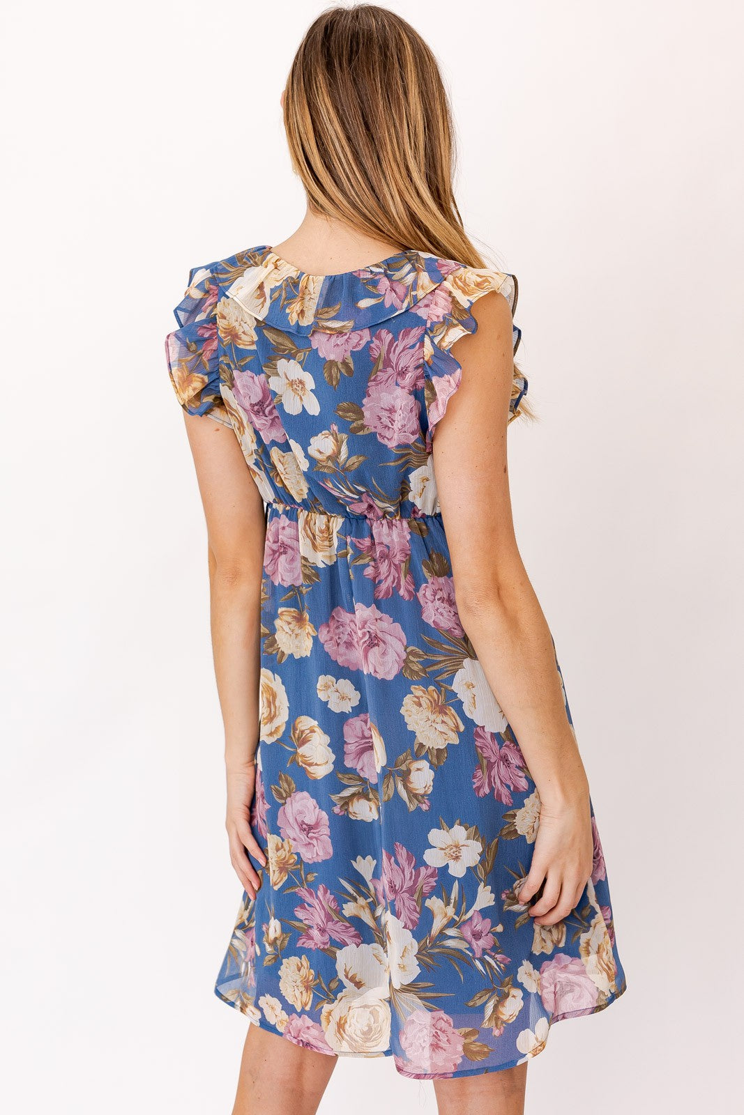 Ellie Floral Dress