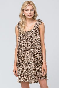 Leopard Summer Dress