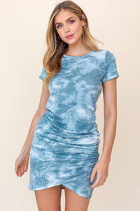 Stacy Tie Dye Dress