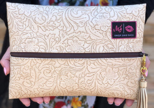 County Line Makeup Junkie Bag