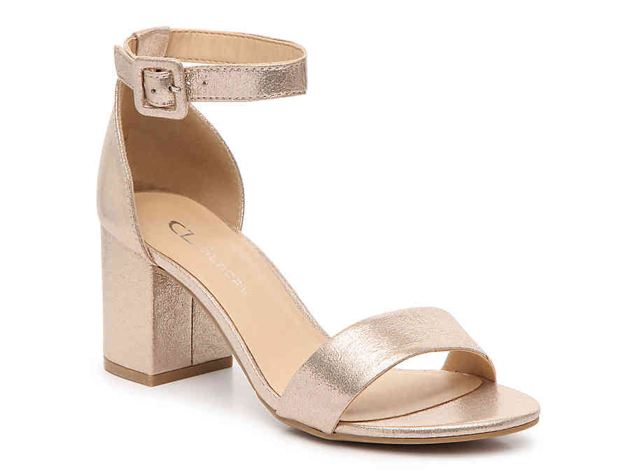 CL by Laundry Jody Block Sandal
