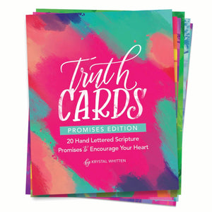 Truth Cards Promises Edition (cards only)