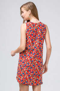 Ditzy Floral Dress