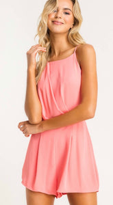 Summer Wedding Romper