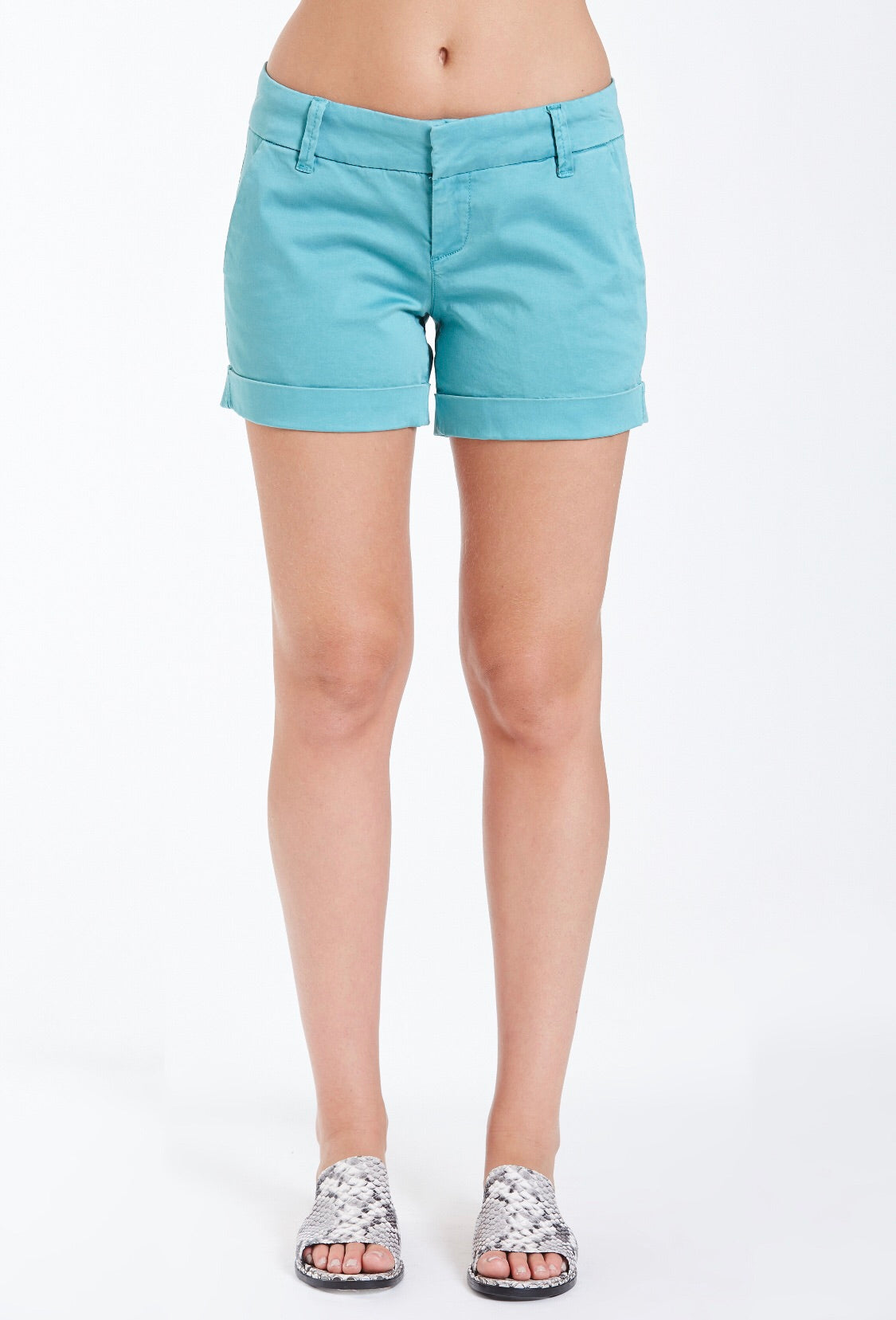 Dear John Hampton Shorts-Laguna Blue