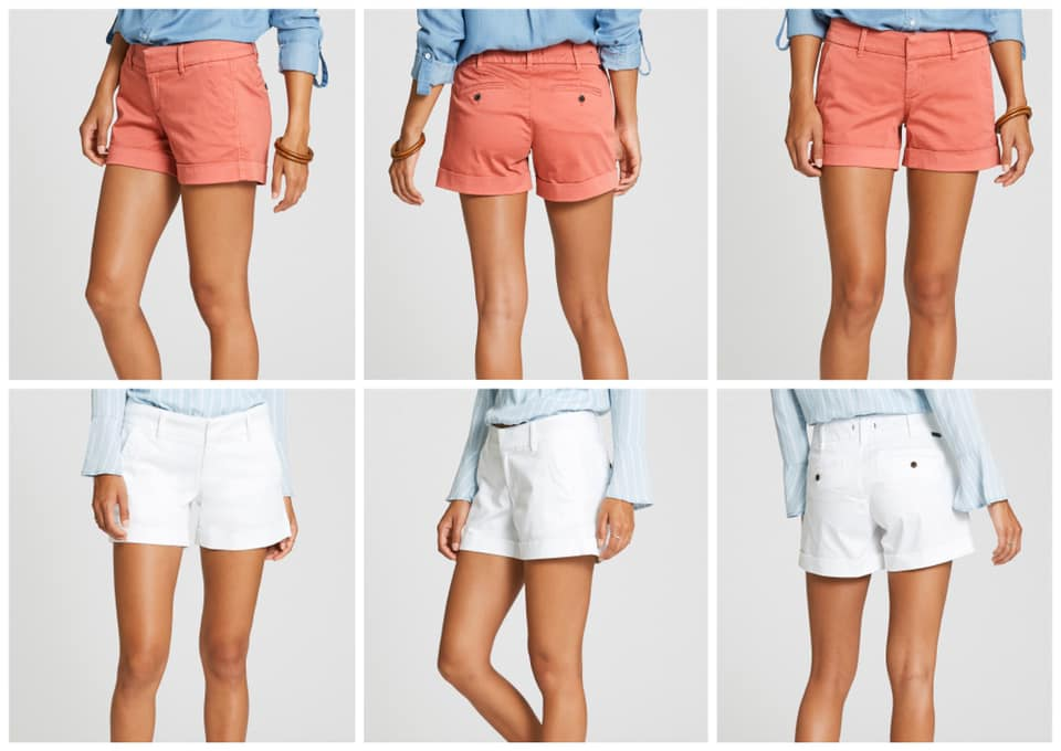 Dear John Hampton shorts