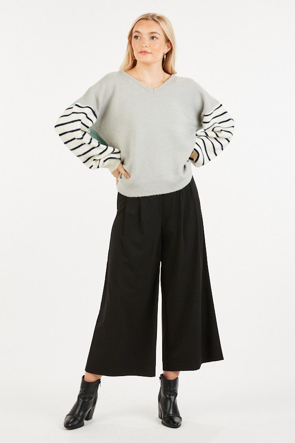 Wide leg with Front pockets