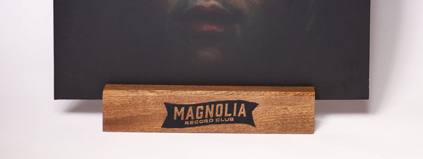 Magnolia Record Club Vinyl Holder