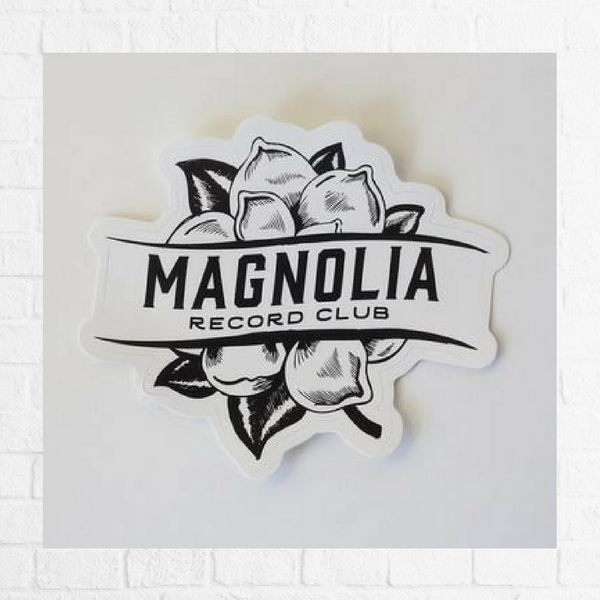 Magnolia Record Club Sticker