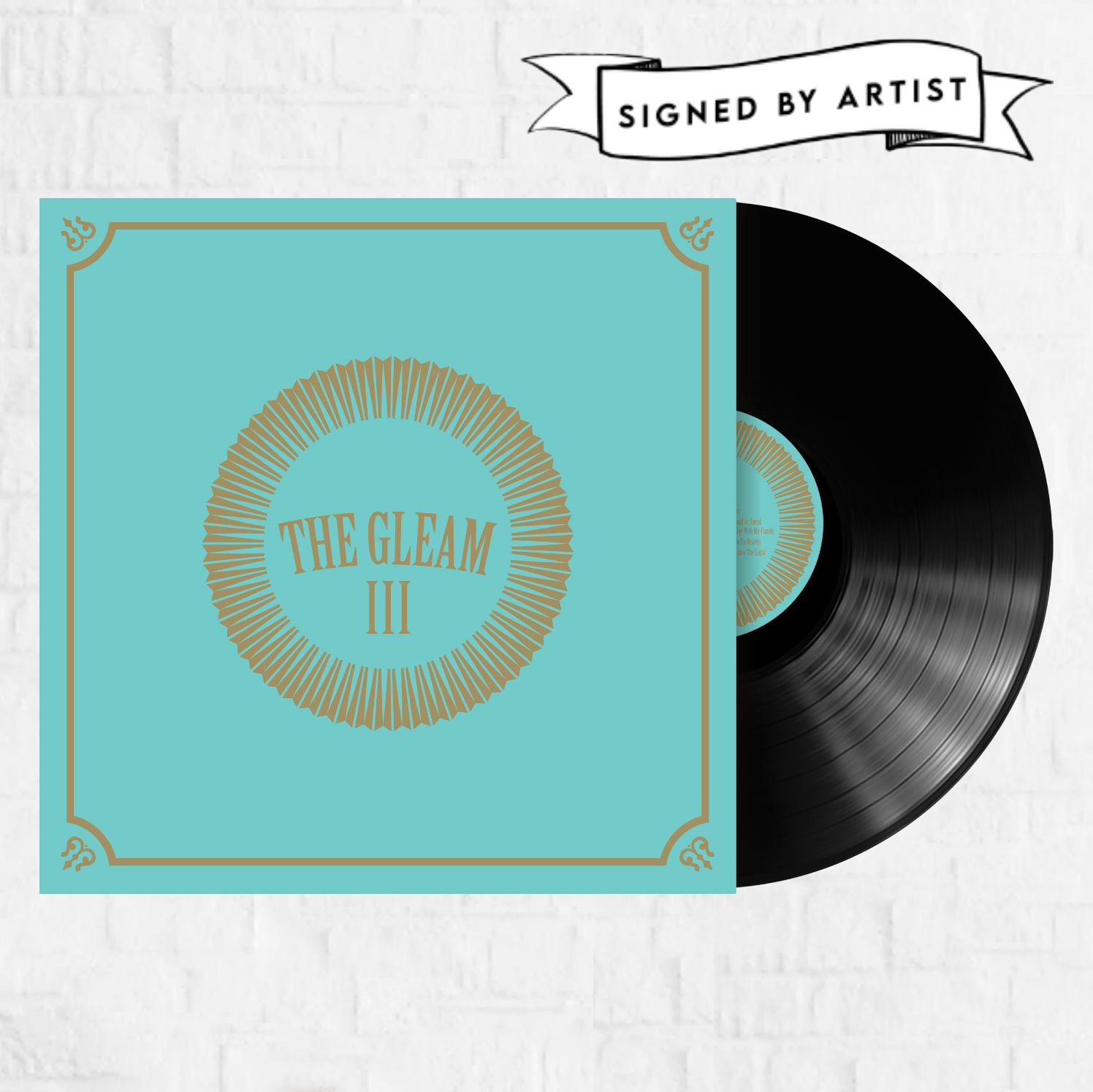 The Avett Brothers - The Third Gleam [Magnolia Exclusive Signed]