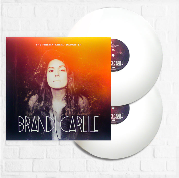 Brandi Carlile - The Firewatcher's Daughter [Ltd. Edition White]