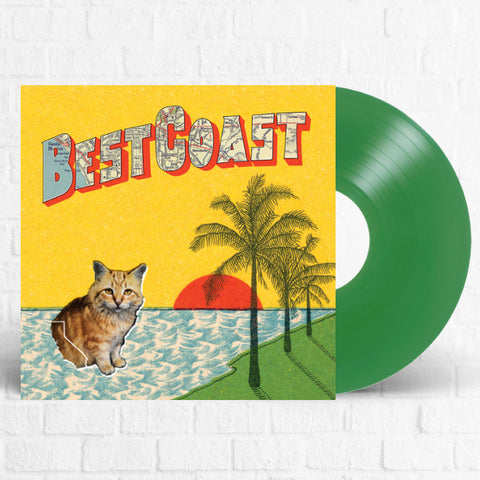 Best Coast - Crazy For You [Ltd. Ed Green Vinyl]