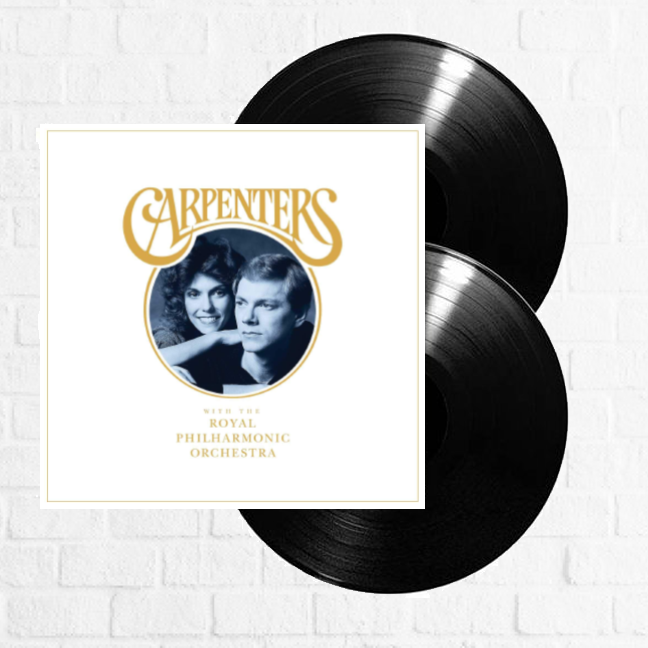 The Carpenters - Carpenters With The Royal Philharmonic Orchestra