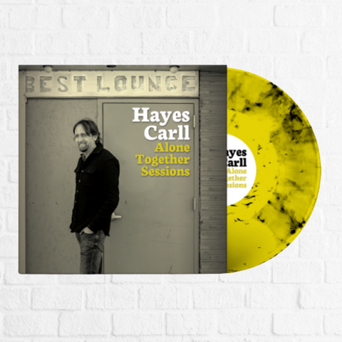 Hayes Carll - Alone Together Sessions [Magnolia Exclusive][Pre-Order]