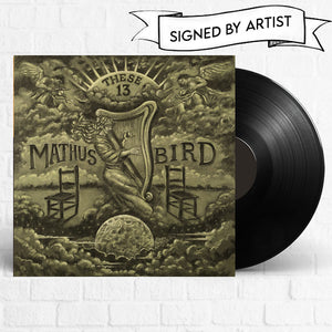 Andrew Bird & Jimbo Mathus - These 13 [with Exclusive Signed Print] [Pre-Order]