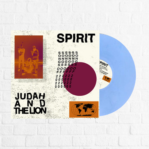 Judah and The Lion - Spirit [Exclusive Blue]