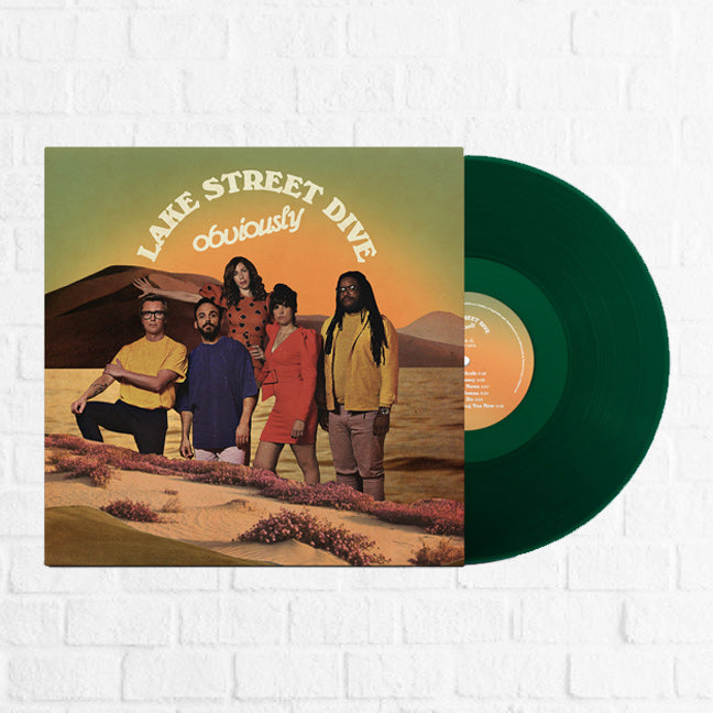 Lake Street Dive - Obviously [Ltd. Edition Green] [Pre-Order]
