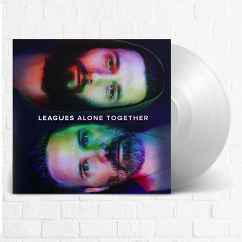 Leagues - Alone Together [Ltd Edition White]