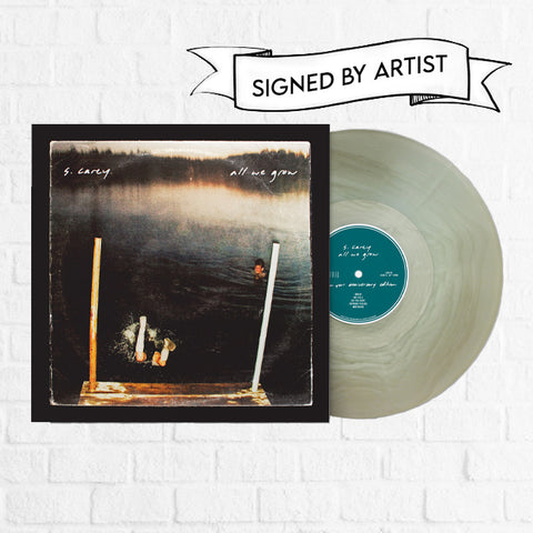 S. Carey - All We Grow (Deluxe Reissue) [Magnolia Store Exclusive SIGNED]