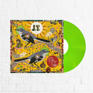 Steve Earle - J.T. [Magnolia Exclusive Lime Green][Preorder]