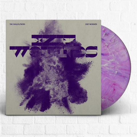 The Wallflowers - Exit Wounds [Exclusive Purple] [Pre-Order]