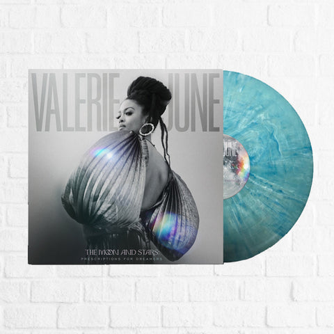 Valerie June  - The Moon And Stars: Prescriptions For Dreamers [Magnolia Exclusive Blue] [Pre-Order]