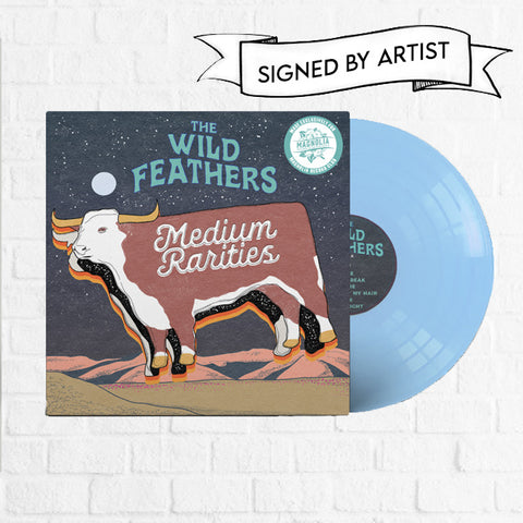 The Wild Feathers - Medium Rarities (SIGNED) [Magnolia Store Exclusive]
