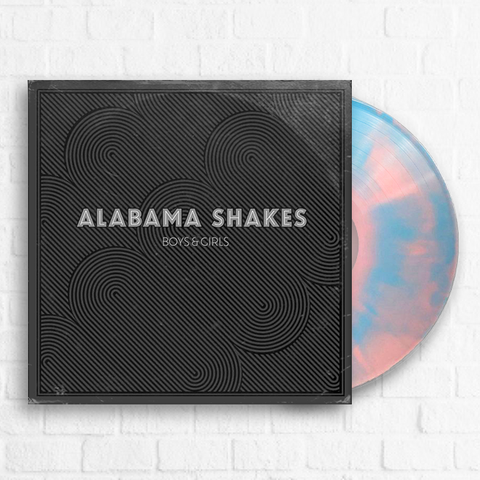 Alabama Shakes - Boys & Girls (Ltd. Platinum Edition - Pink & Blue)