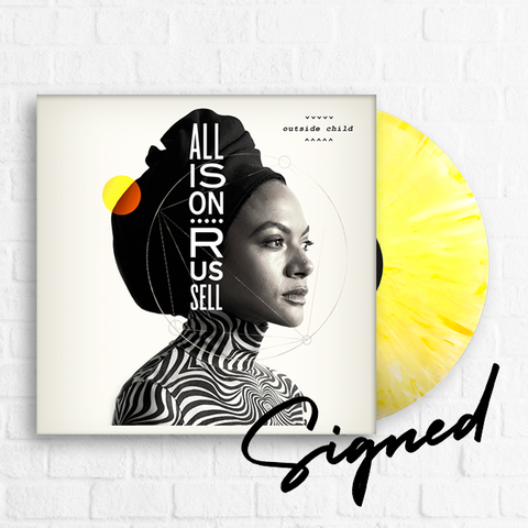Allison Russell - Outside Child [SIGNED Exclusive Yellow] [Preorder]