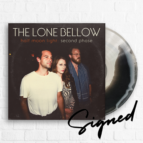 The Lone Bellow - Second Phase [SIGNED Limited Edition LP] [Pre-Order]